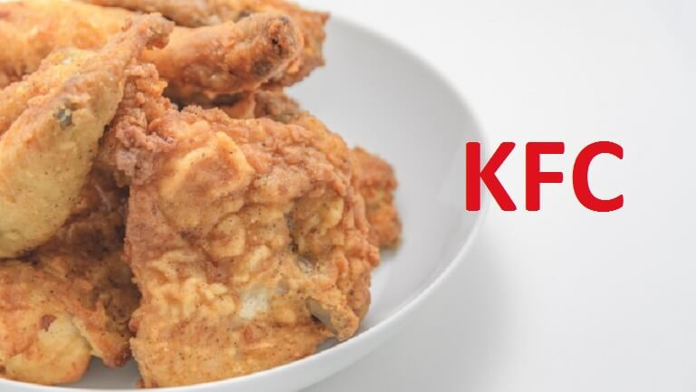 9873日本KFC