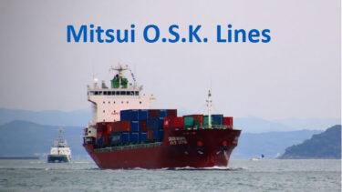 商船三井(9104)の株価上昇・下落推移と傾向(過去10年間)