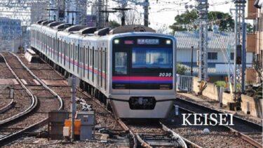 京成電鉄(9009)の株価上昇・下落推移と傾向(過去10年間)