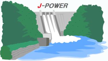 J-POWER〈電源開発〉(9513)の株価上昇・下落推移と傾向(過去10年間)