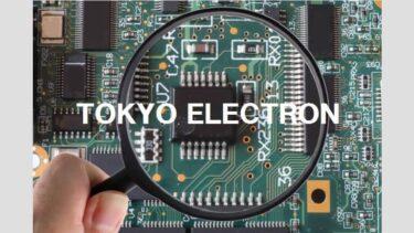 東京エレクトロン(8035)の株価上昇・下落推移と傾向(過去10年間)