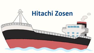 日立造船(7004)の株価上昇・下落推移と傾向(過去10年間)