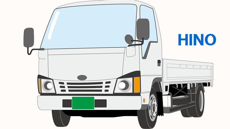 7205日野自動車