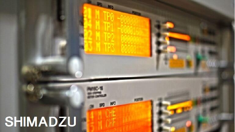 7701島津製作所
