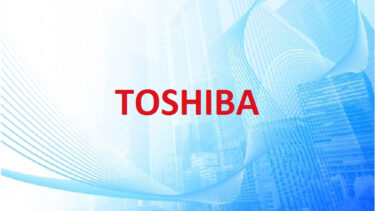 東芝(6502)の株価上昇・下落推移と傾向(過去10年間)