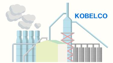 神戸製鋼所(5406)の株価上昇・下落推移と傾向(過去10年間)