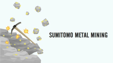 住友金属鉱山(5713)の株価上昇・下落推移と傾向(過去10年間)