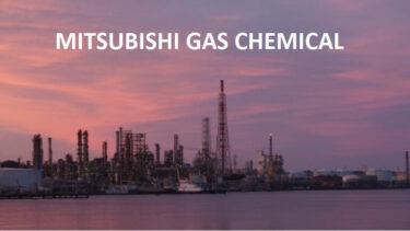 三菱ガス化学(4182)の株価上昇・下落推移と傾向(過去10年間)