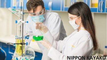 日本化薬(4272)の株価上昇・下落推移と傾向(過去10年間)