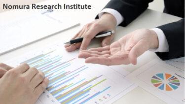 野村総合研究所〈NRI〉(4307)の株価上昇・下落推移と傾向(過去10年間)