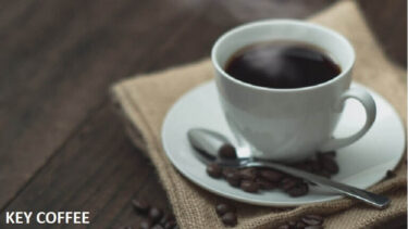 キーコーヒー(2594)の株価上昇・下落推移と傾向(過去10年間)