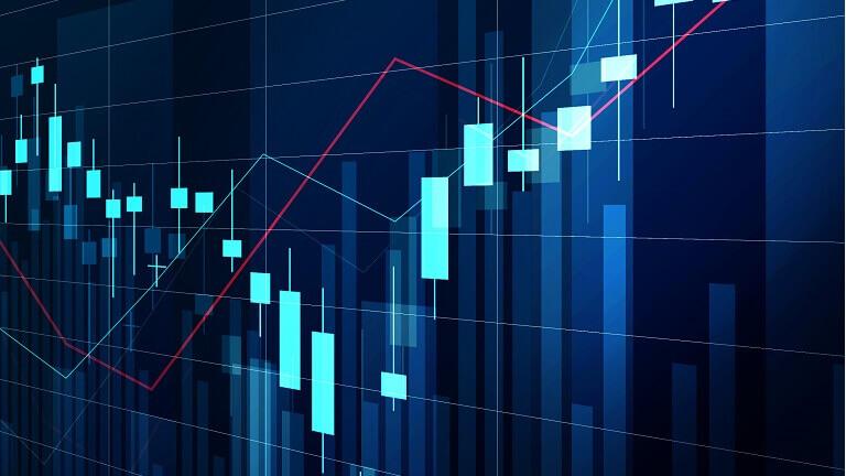日経平均株価とTOPIXの株価チャート2021