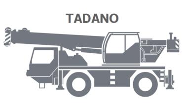 タダノ(6395)の株価上昇・下落推移と傾向(過去10年間)