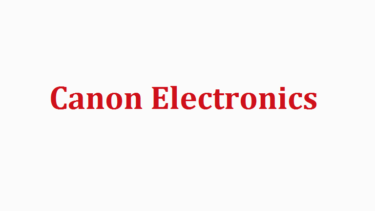 キヤノン電子(7739)の株価上昇・下落推移と傾向(過去10年間)